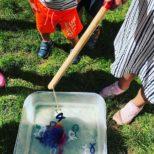 Kinder garten fisching