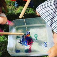 fischen kindergarten